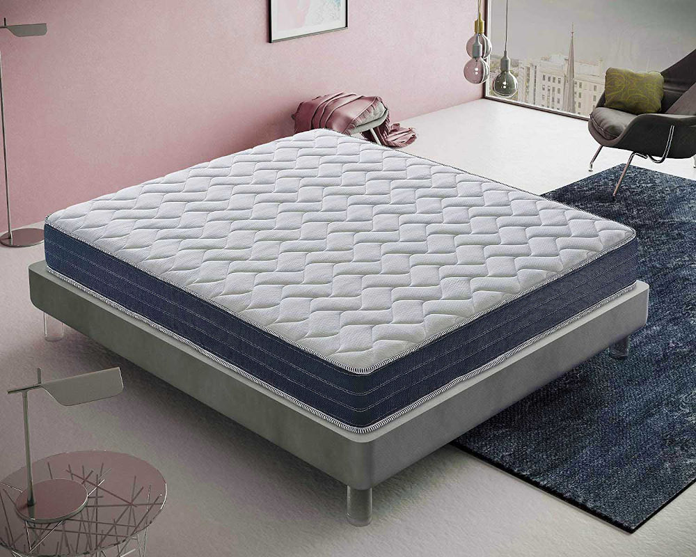 Materasso In Memory Foam11 Zone Supreme Confort